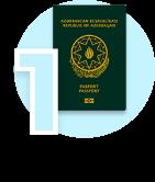 Паспорт Азербайджана